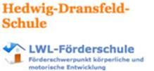 Partnerlogo Hedwig-Dransfeld-Schule - Praxis Allery für Logopädie und Physiotherapie in Hamm.
