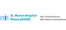 Partnerlogo St. Marien-Hospital Hamm - Praxis Allery für Logopädie und Physiotherapie in Hamm.