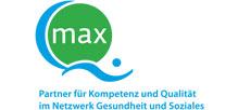 Partnerlogo MaxQ - Praxis Allery für Logopädie und Physiotherapie in Hamm.