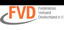 Partnerlogo Feldenkrais Verband Deutschland e.V. - Praxis Allery für Logopädie und Physiotherapie in Hamm. - Praxis Allery für Logopädie und Physiotherapie in Hamm.